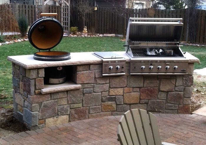 amazing Built In Grills For Outdoor Kitchens #8: ... outdoor grill