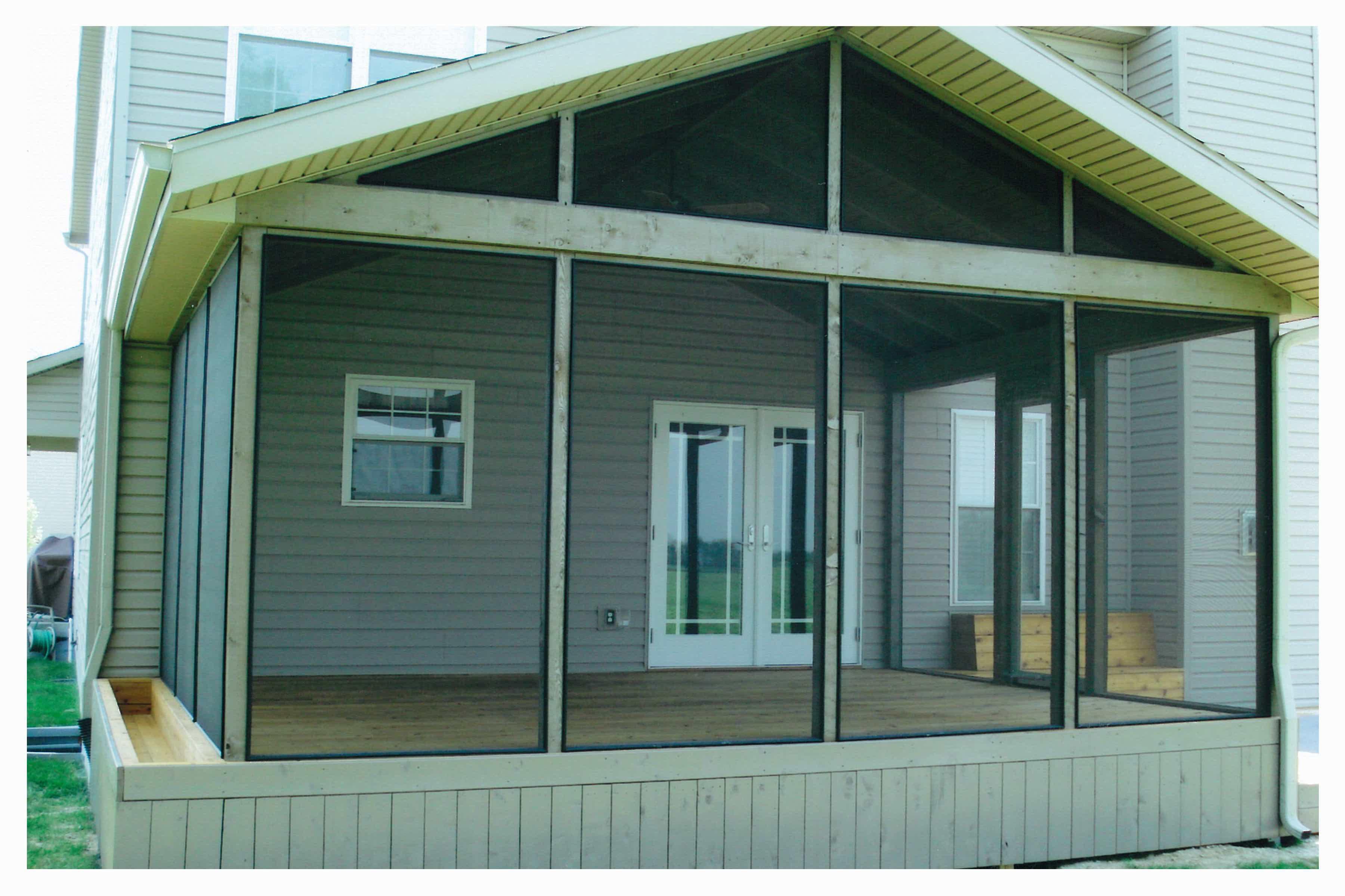 Decks Unlimited Screened Porches Amp Sheds